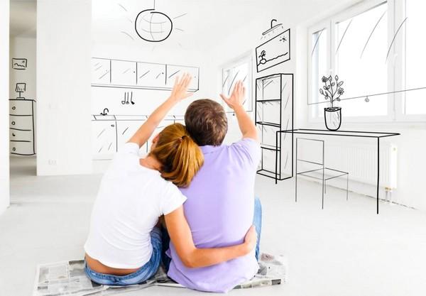 Покупку квартиры по программе молодая семья