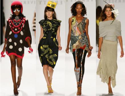 2012 год – мода смелых и ярких людей!