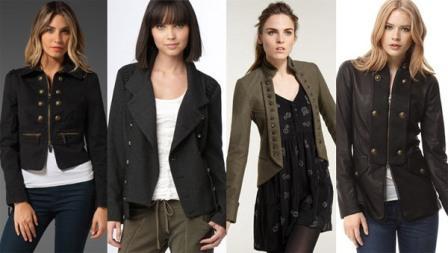 Стиль милитари – классика моды или тренд?