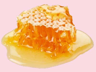 Пчелиный воск и мед