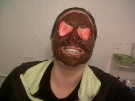 Шоколадные процедуры для лица и тела