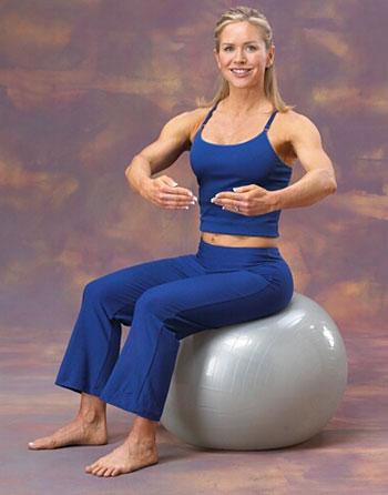 Основные упражнения после 40 лет