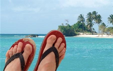 Идеальный отдых или что взять с собой в отпуск