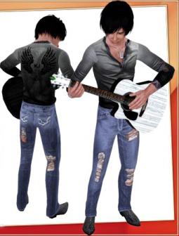 Стиль мужской одежды