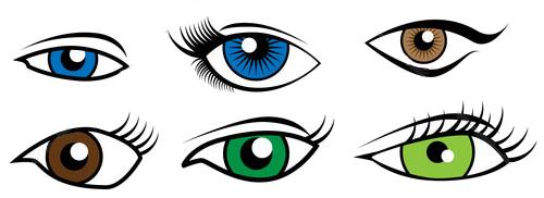 Сделайте глаза выразительнее