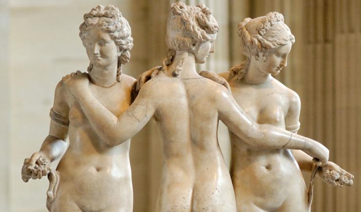 Коса в греческом стиле: Как почувствовать себя богиней.