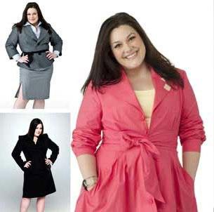 Правильный выбор одежды для женщин с пышными формами