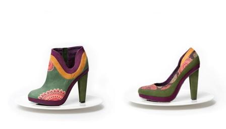 Обувь, которая в моде осенью-зимой 2012-2013