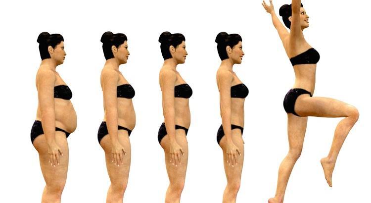 Упражнения для похудения всего тела в домашних условиях.